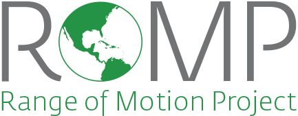 The Range of Motion Project