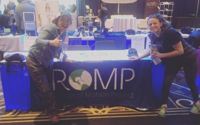 February Recap: What Has ROMP Been Up To?