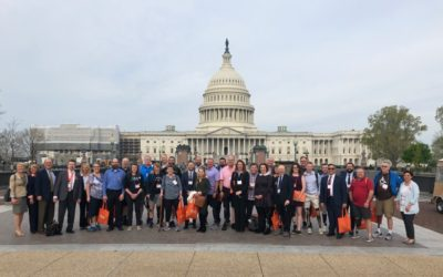 ROMP Takes on Washington for Limb Loss Awareness